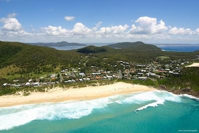 Blueys Beach, Nouvelle-Galles-du-Sud, Australie