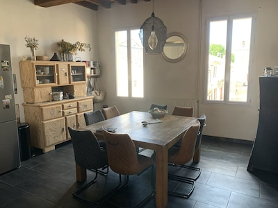 Fourques, Gard, France