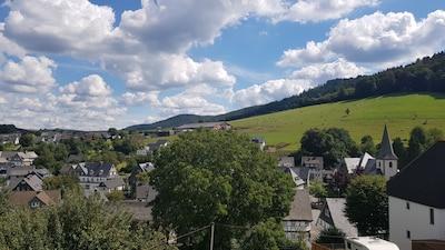Bödefeld, Schmallenberg, Noordrijn-Westfalen, Duitsland