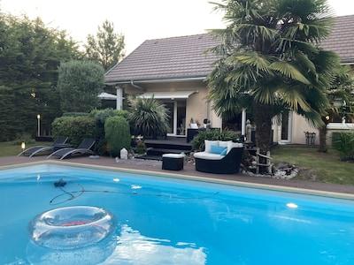 Amphion-les-Bains, Publier, Alta Sabóia (departamento), França