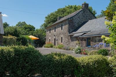 Enclos paroissial de Pleyben, Pleyben, Finistère, Frankreich