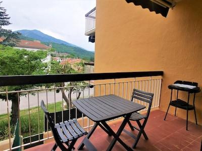 Vernet-les-Bains, Pyrénées-Orientales, France