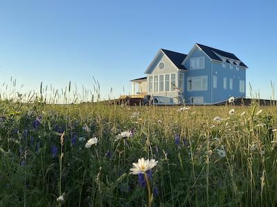 Leards Range Front Lighthouse, Victoria, Prince Edward Island, Canada