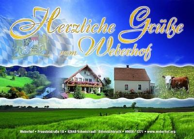 Vohenstrauss, Bavière, Allemagne