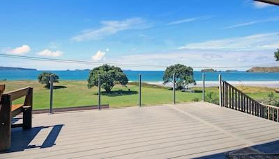 Otama Beach, Opito Bay, Waikato, New Zealand