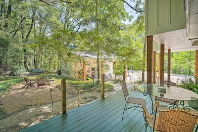 Fairhope Vacation Rental Cottage | 2BR | 2.5BA | 2 Stories | 1,466 Sq Ft