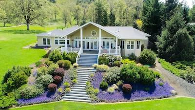Abacela Winery, Winston, Oregon, Estados Unidos