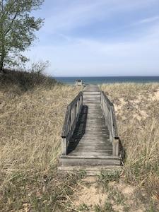 Stony Lake, New Era, Michigan, United States of America
