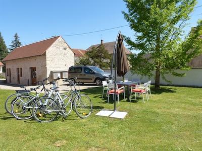 Châtenoy-le-Royal, Saône-et-Loire (département), France