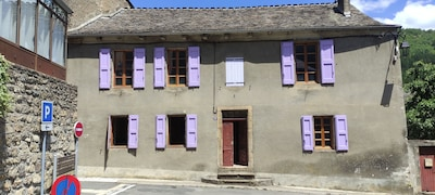 Mende Bagnols-Chadenet Station, Chadenet, Lozere, France