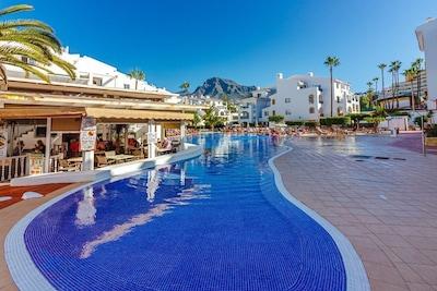 Costa Adeje, Adeje, Iles Canaries, Espagne