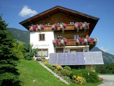Fuegen-Hart Station, Fuegen, Tyrol, Austria