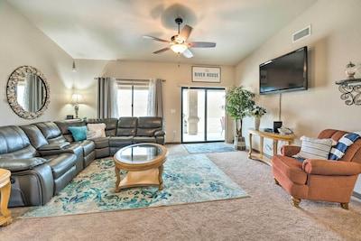 Bullhead City Vacation Rental | 3BR | 2BA | 1,719 Sq Ft | 1 Story