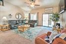 Living Room | Smart TV | Free WiFi