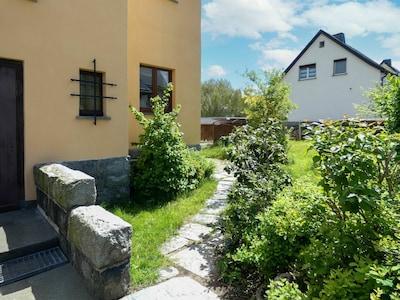 Plant, Building, Property, Window, Cloud, Green, Sky, Land Lot, Vegetation