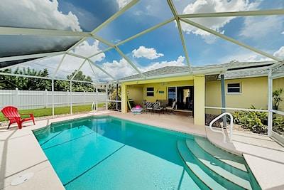 Lee Island, Cape Coral, Florida, United States of America