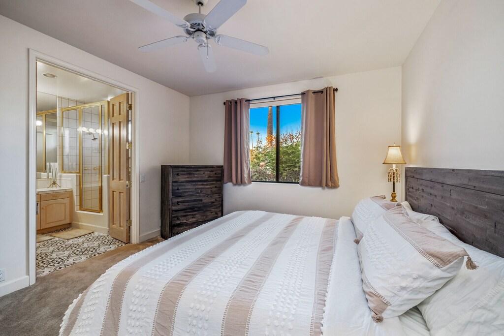 Buffalo House guest bedroom 1