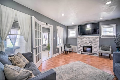 Atlantic City Vacation Rental | 3BR | 2BA | 972 Sq Ft | Stairs Required