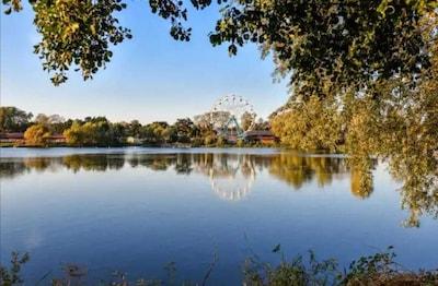 Bletchley Park (manoir), Milton Keynes, Angleterre, Royaume-Uni