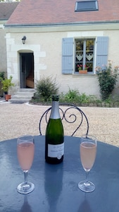 Cigogné, Indre-et-Loire, France