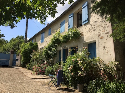 Saint-Martin-des-Champs, Seine-et-Marne, France