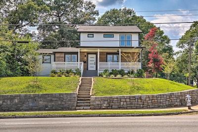 Atlanta Vacation Rental   4BR   2.5BA   2,300 Sq Ft   2-Story Home