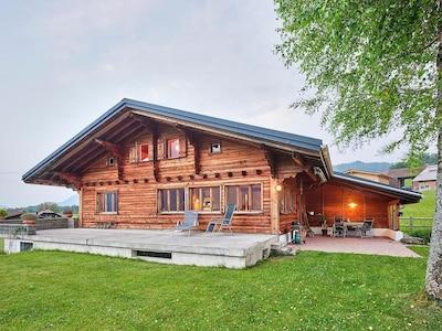 Tropic House, Frutigen, Canton of Bern, Switzerland