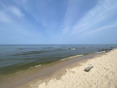 Beach Day Sky