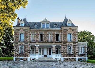 Garches, Département Hauts-de-Seine, Frankreich
