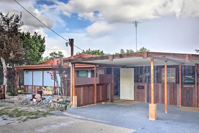 Kerrville Vacation Rental | 1BA | 950 Sq Ft | Step-Free Access