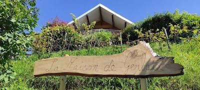 Romagnieu, Isère, France