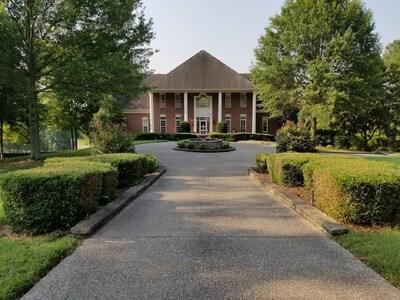 Bibliothèque de Brentwood, Brentwood, Tennessee, États-Unis d'Amérique