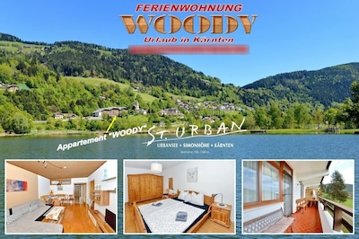 Maltschacher See, Feldkirchen in Kaernten, Carinthia, Austria