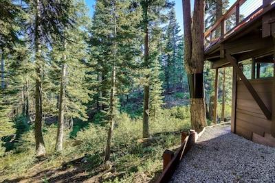 Twin Peaks, Lac Tahoe (et environs), Californie, États-Unis d'Amérique