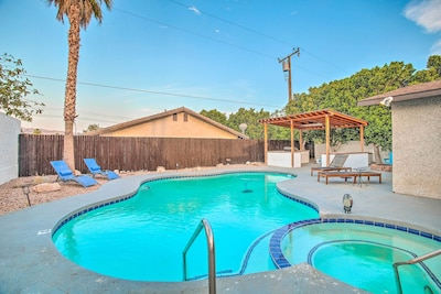 Private Pool (Not Heated) | No Fence Around Pool
