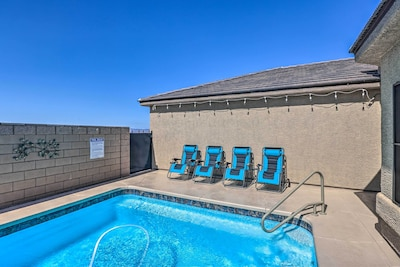 Private Pool | Unheated