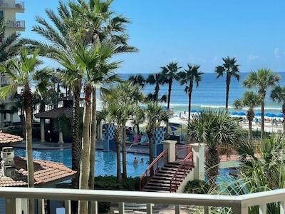 Parc de loisirs Coconut Creek, Panama City Beach, Floride, États-Unis d'Amérique