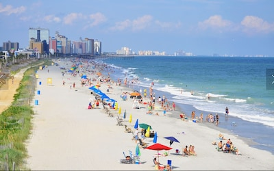 Beach Cove Resort, North Myrtle Beach, South Carolina, United States of America