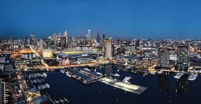Royal Melbourne Hospital, Melbourne, Victoria, Australie
