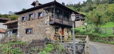 Sevares, Piloña, Asturias, Spanien