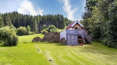 Obergünzburg, Bavière, Allemagne