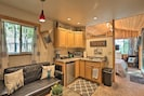 Kitchenette   Fully Equipped w/ Cooking Basics