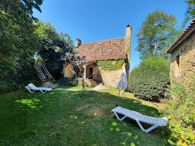 Puyguilhem, Castels et Bézenac, Dordogne, France