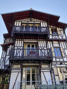 Falaise d'Aval, Saint-Valery-en-Caux, Seine-Maritime Département, Frankreich