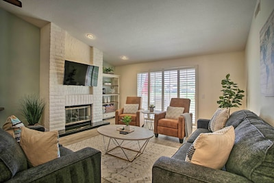 Palm Desert Vacation Rental | 3BR | 2.5BA | 1,812 Sq Ft | Stairs Required