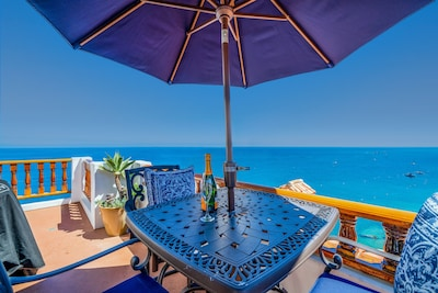 """""""Expect a great host, beautiful villa and amazing location!!"""" Marcelo Stayed Oct"""