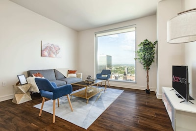 25th floor beautiful 2BR in Louisville by CozySuites