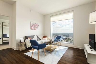Unit 1 - Living Area