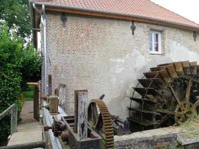Bécourt, Département Pas-de-Calais, Frankreich