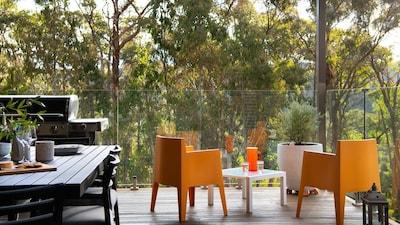 Wombat Hill Botanic Gardens, Daylesford, Victoria, Australia